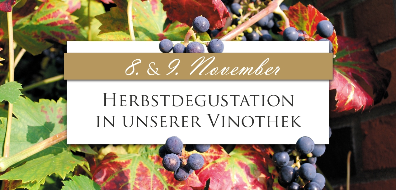 Hebstdegustation