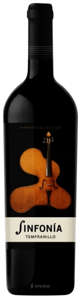 Sinfonia Vintage Collection Tempranillo