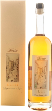 Grappa Elisi Barrique Berta